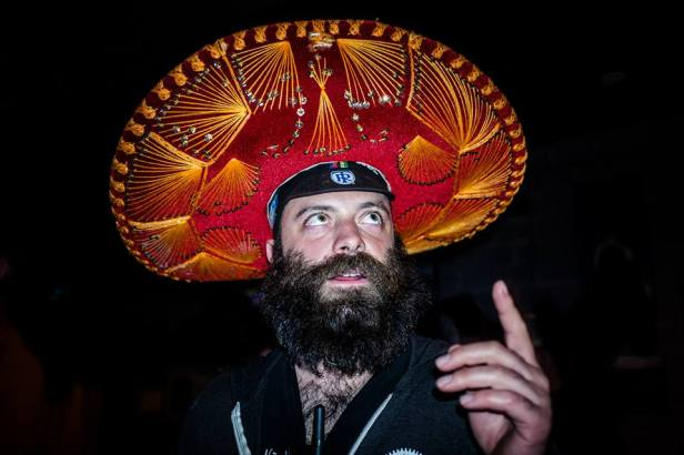Beardo sombrero