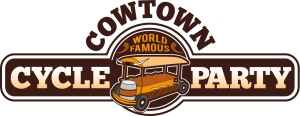 Cowtown Cycle Party Logo-Medium